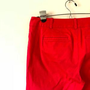 Talbots Pants - Talbots | The Perfect Crop Pink Pants